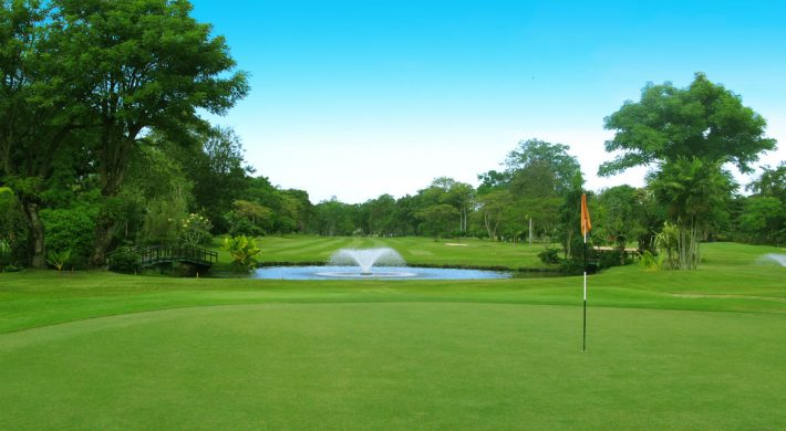 Bali Beach Golf Course Sanur