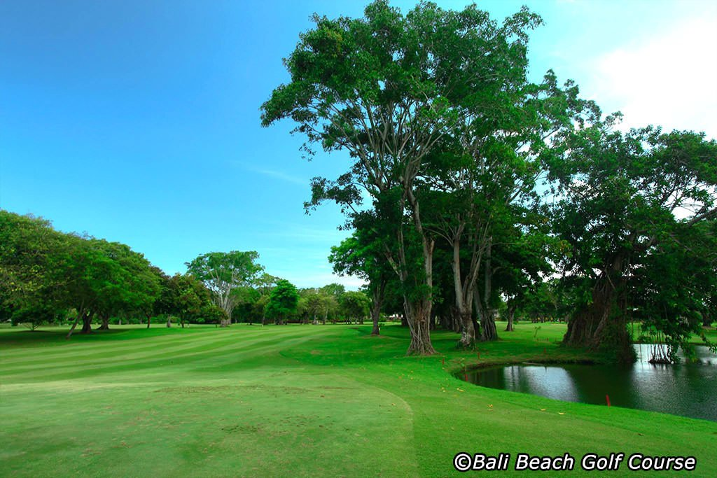 hole 6, bali, sanur, golf, course, bali beach, bali beach golf, sanur golf, bali beach golf course, sanur golf course