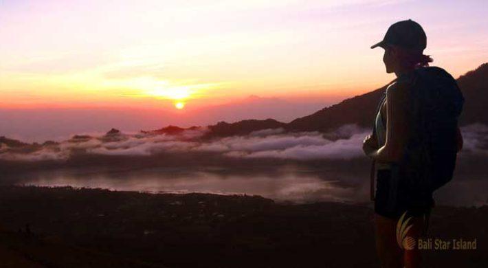Batur Volcano Sunrise Trekking | Kintamani Bali Mountain Hiking