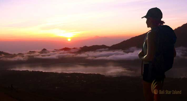 Batur Volcano Sunrise Trekking | Kintamani Bali Mountain Hiking