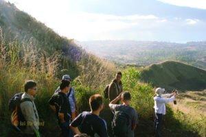 batur, kintamani, bali, vocano, trekking, hiking, adventures, batur volcano, kintamani volcano, batur volcano sunrise, sunrise trekking, batur volcano sunrise trekking, batur volcano hiking, panoramic view