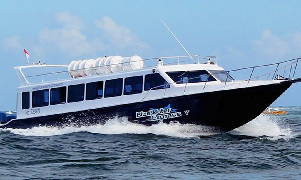 blue water, express, boats, fast boat, specifications, boat specifications, blue water express specifications, vessel, bali, lombok, boat transports