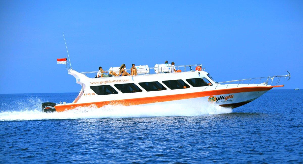 Gili Gili Fast Boat | Bali – Lombok Boat Transfer Services