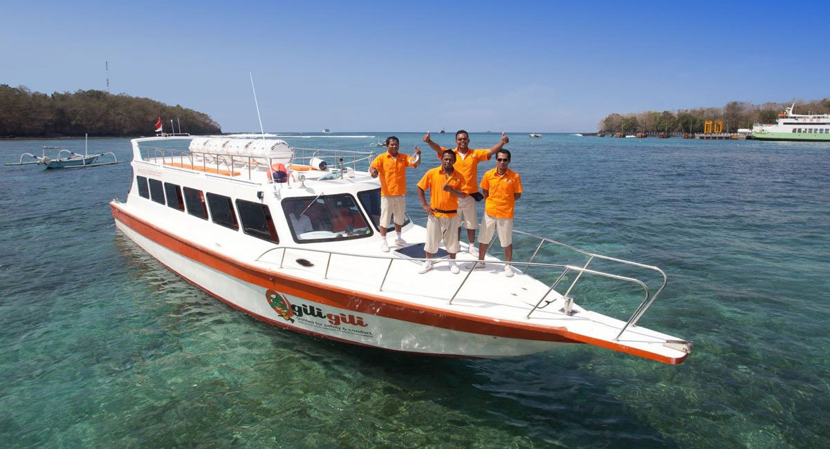 Gili Gili Fast Boat Specifications, Facilities – Characteristic