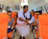 Service on Board – Gili Gili Fast Boat