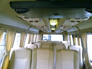 luxury, interior, isuzu, elf, isuzu elf, long chassis, bali, car, charter, services, bali car, bali car charter, car charter services