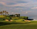 hole 7 view, nirwana bali, nirwana bali golf, nirwana bali golf club, nirwana bali golf course