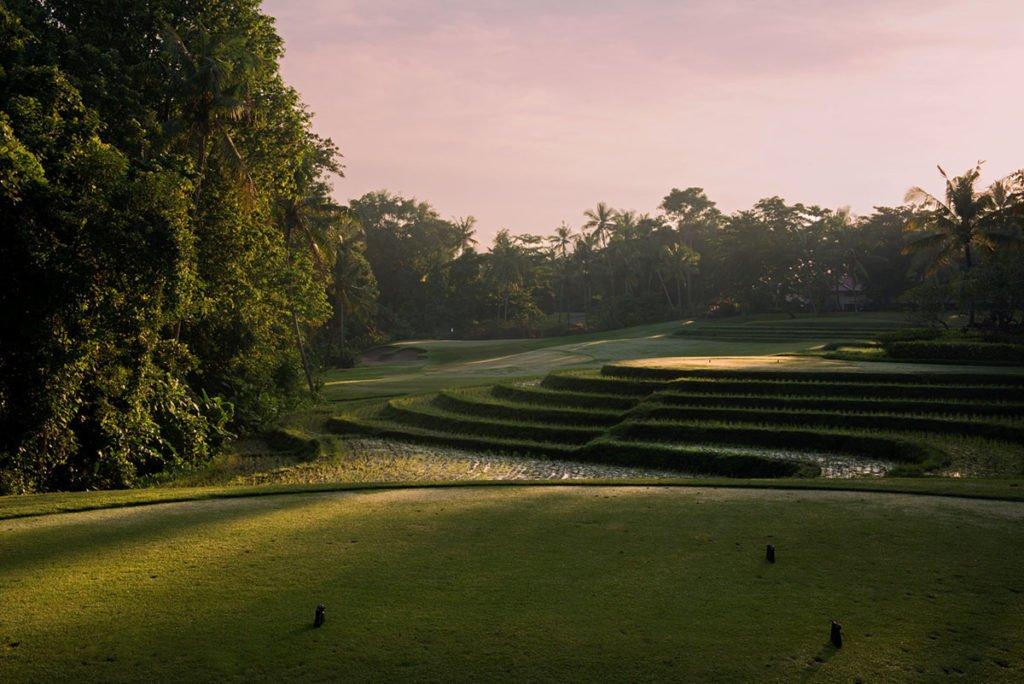tee box 12, nirwana bali, nirwana bali golf, nirwana bali golf club, nirwana bali golf course