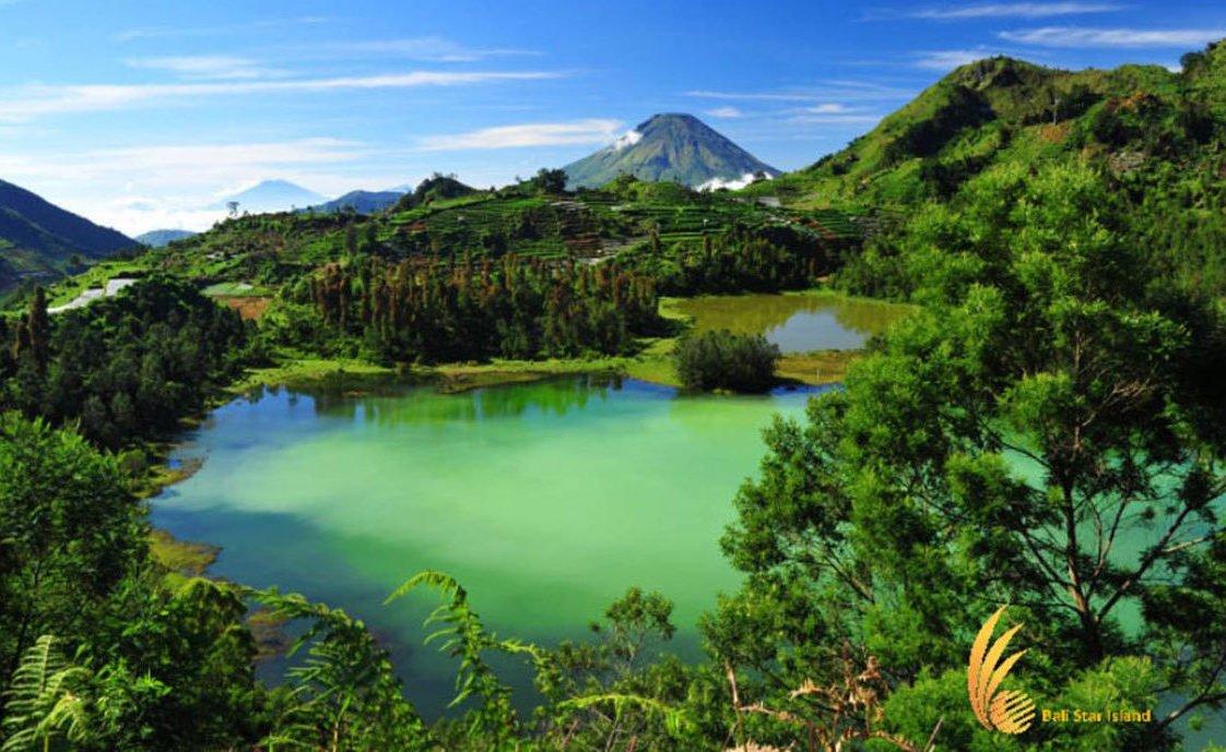 Dieng Plateau Volcanic Complex – Colorful Lakes