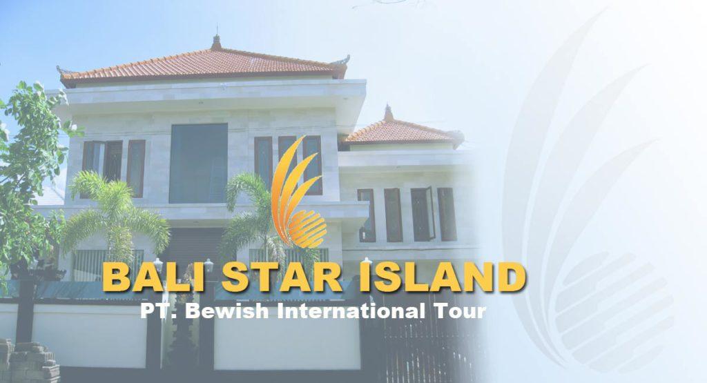 bali star, bali star island, company profile
