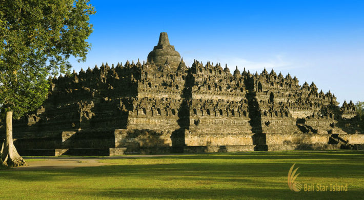 Borobudur Temple – Central Java Indonesia Buddhist Temple