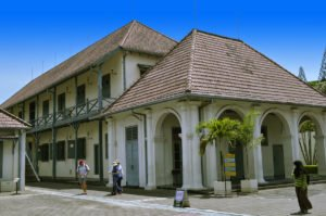 european architectures, fort, vredeburg, yogyakarta, museum, places, places of interest, benteng, fort vredeburg, Fort Vredeburg Museum, yogyakarta places of interest