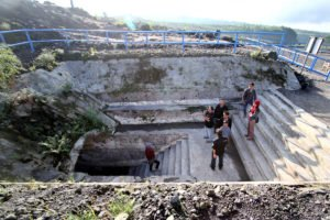 bunker, safety, merapi, kaliadem, volcano, merapi volcano, yogyakarta, places of interest, places to visit, yogyakarta places of interest