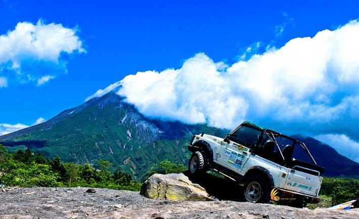 Kaliadem Merapi Volcano – Yogyakarta Places of Interest