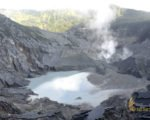 tangkuban perahu, west java, places to visit, crater, tangkuban perahu crater