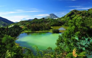 crater view, dieng, plateau, central java, volcano, volcanic, complex, dieng plateau, dieng colorful lake, dieng hindu temples, dieng crater