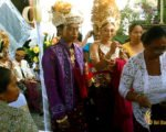 bali wedding couple, balinese, bali, wedding, ceremony, balinese wedding, balinese wedding ceremony