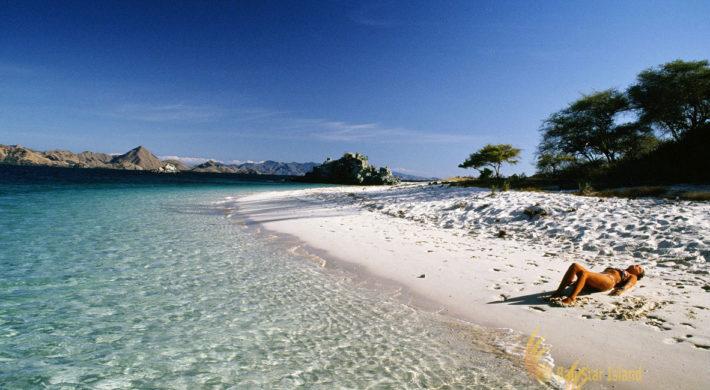 Bidadari Island Labuan Bajo