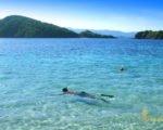 snorkeling, snorkeling spot, bidadari island, labuan bajo, bidadari island labuan bajo, komodo, national park, komodo national park