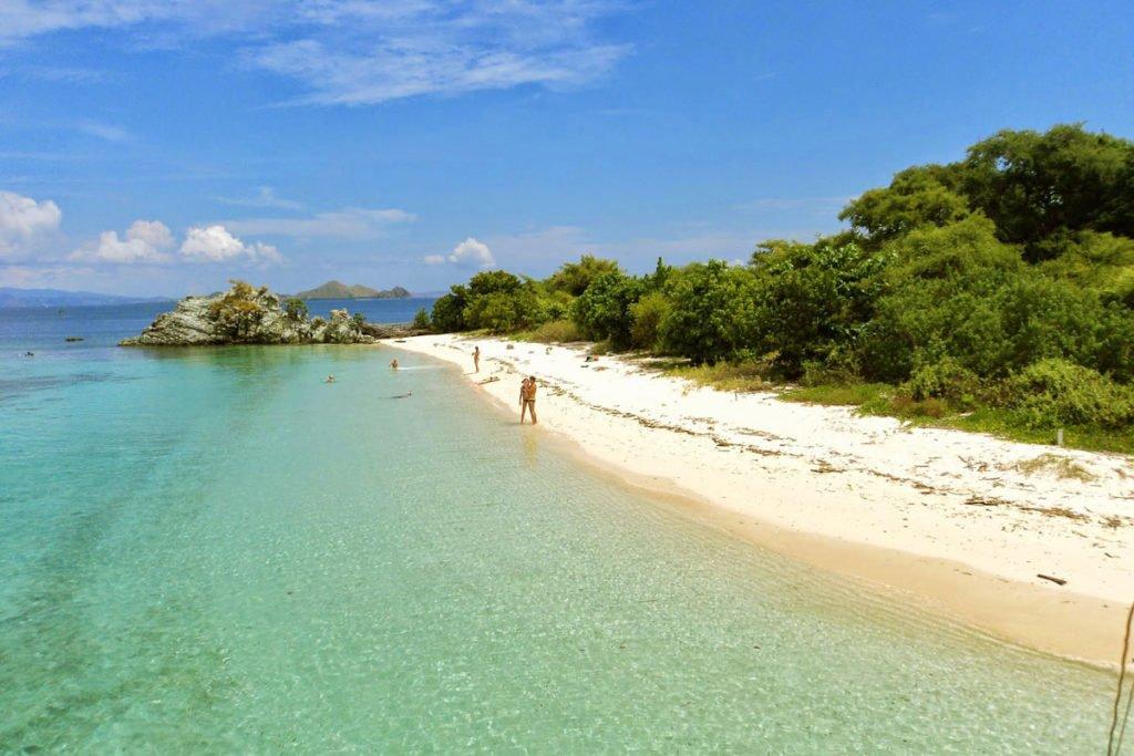 beach, bidadari island, labuan bajo, bidadari island labuan bajo, komodo, national park, komodo national park