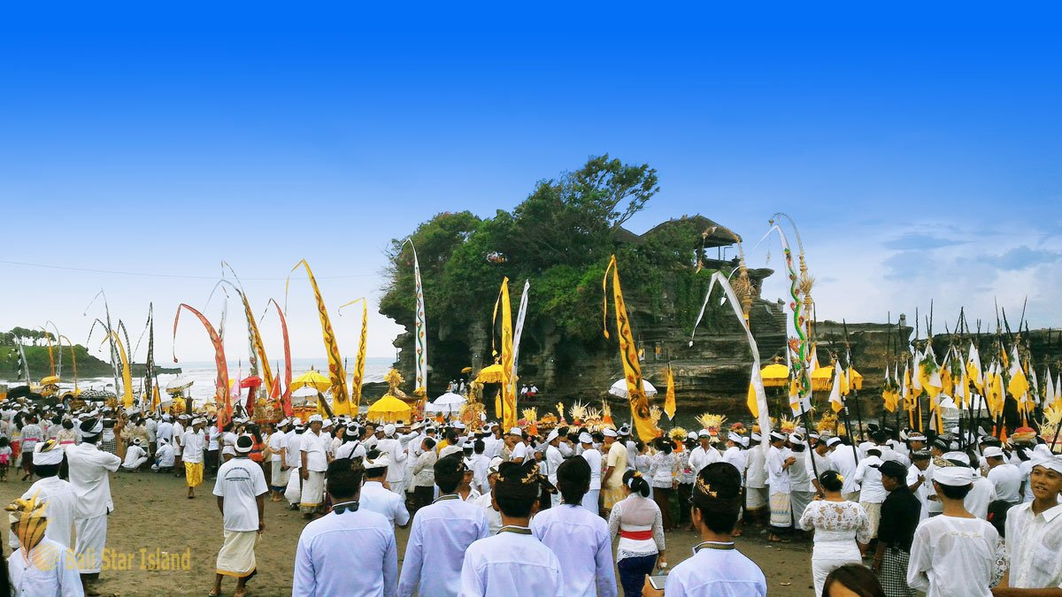 Melasti Ceremony Bali Biggest Purification Rituals