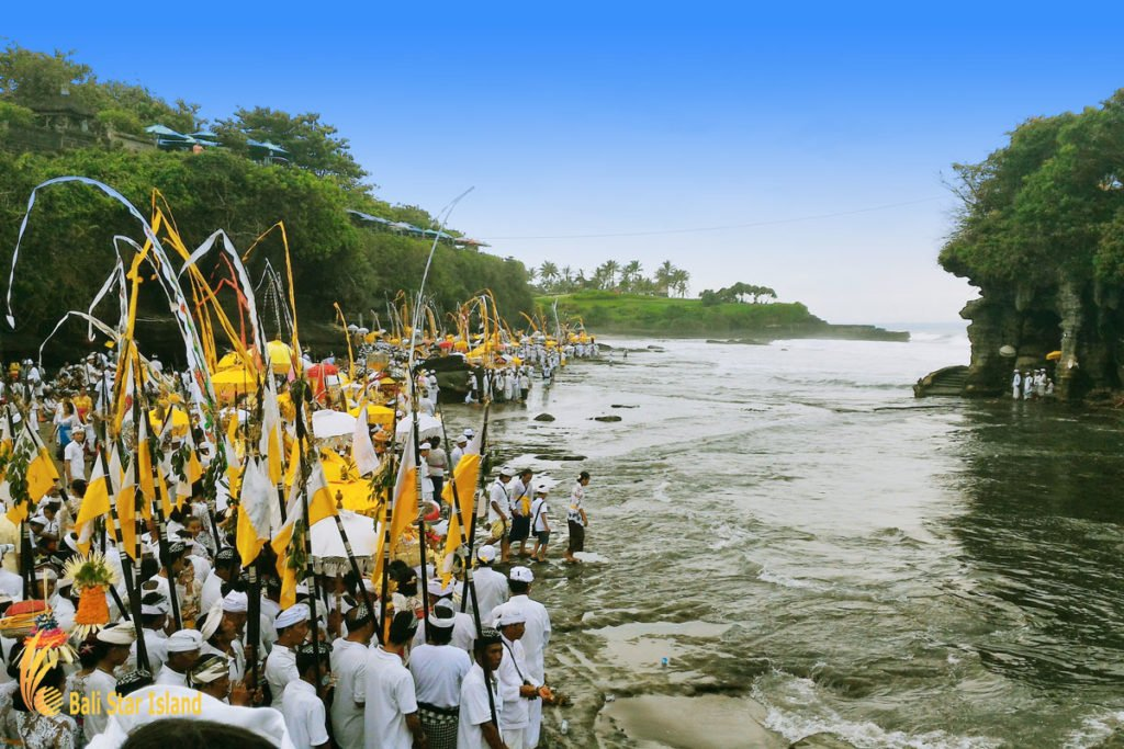 beach, bali, melasti ceremony, parade, hindu, bali melasti ceremony, parade