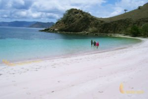 exotic view, pink beach, komodo, pink beach komodo, komodo national park