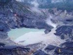 jakarta bandung yogyakarta tangkuban perahu, west java, places to visit, crater, tangkuban perahu crater