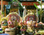 hindu offerings, balinese, bali, three months, ceremony, bali three month baby, balinese three month baby ceremony
