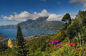 Kintamani Bali is one of the famous tourist destination in Bali Island featured by active Batur Volcano and Lake. The area of north-eastern Bali at the Mount Batur caldera, and which encompasses Penelokan, Toya Bungkah, Batur, Kedisan, Abung, Songan and Kintamani villages. Kintamani, Batur and Penelokan villages sit on the rim of the huge Batur caldera about 1,500 meters above sea level. More than that, Kintamani offer dramatic views of the active volcano Mount Batur and serene Lake Batur.