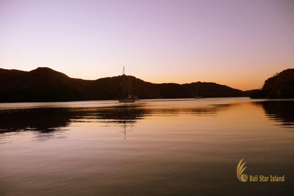 sunset, rinca, rinca island, komodo, komodo dragons, komodo national park