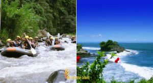 Rafting Tour Packages exciting activities in Ubud