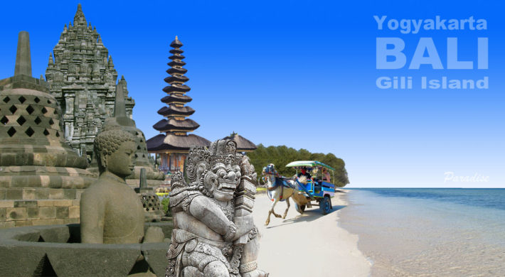 Bali Borobudur Gili Tour Package 14 Days 13 Nights
