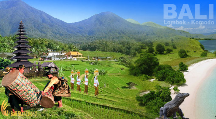 Bali Borobudur Komodo Packages 14 Nights