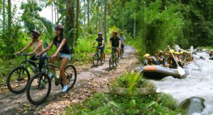 bali rafting exciting activities in Ubud