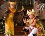 dancers, baring dance dancers, balinese barong dance, balinese barong dance tour