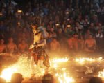 hanoman, white monkey, kecak dance, kecak dance tour