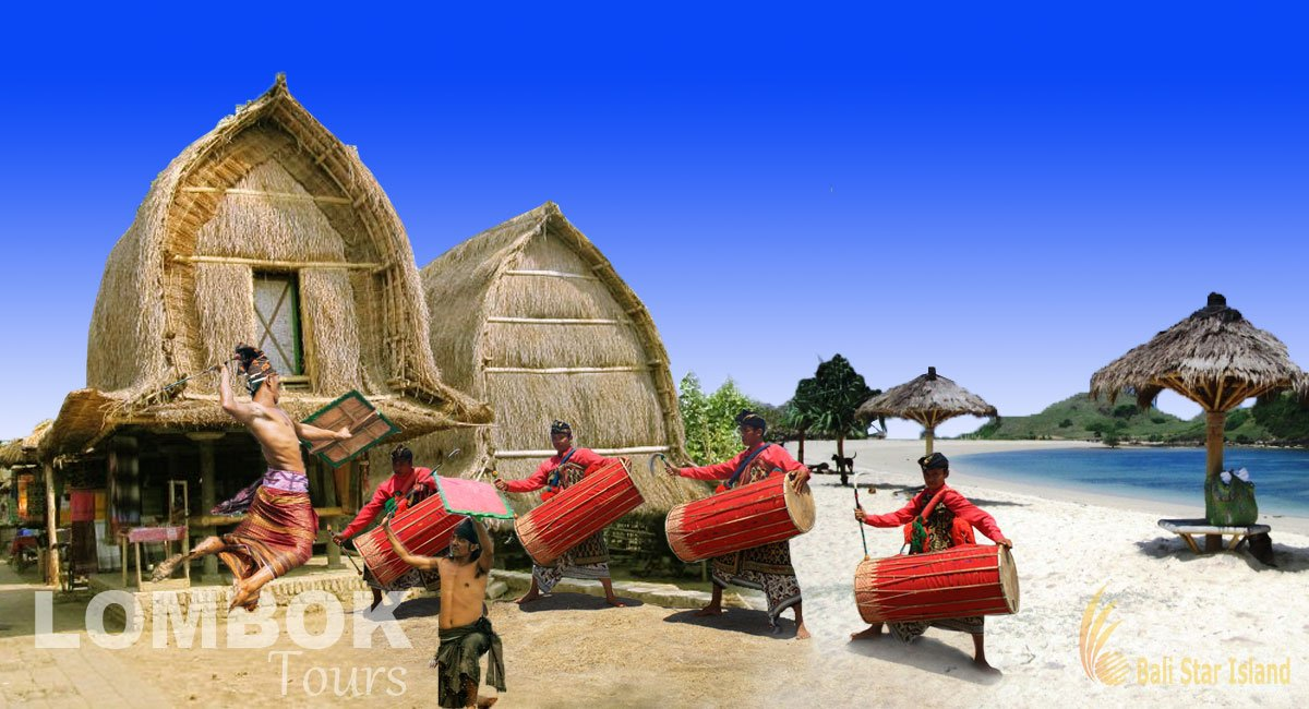 Lombok Tour Package 3 Days 2 Nights
