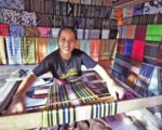sukarara clothes weaving, sukarara village, lombok places interest