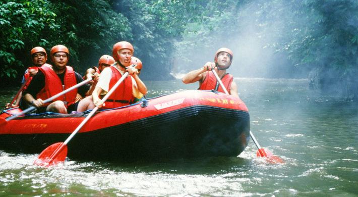 Ayung River Rafting Itinerary – True Bali Experience