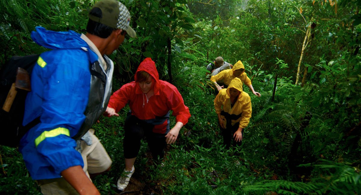 Bali Jungle Trekking Itinerary – True Bali Experience | Bali Trekking Adventures