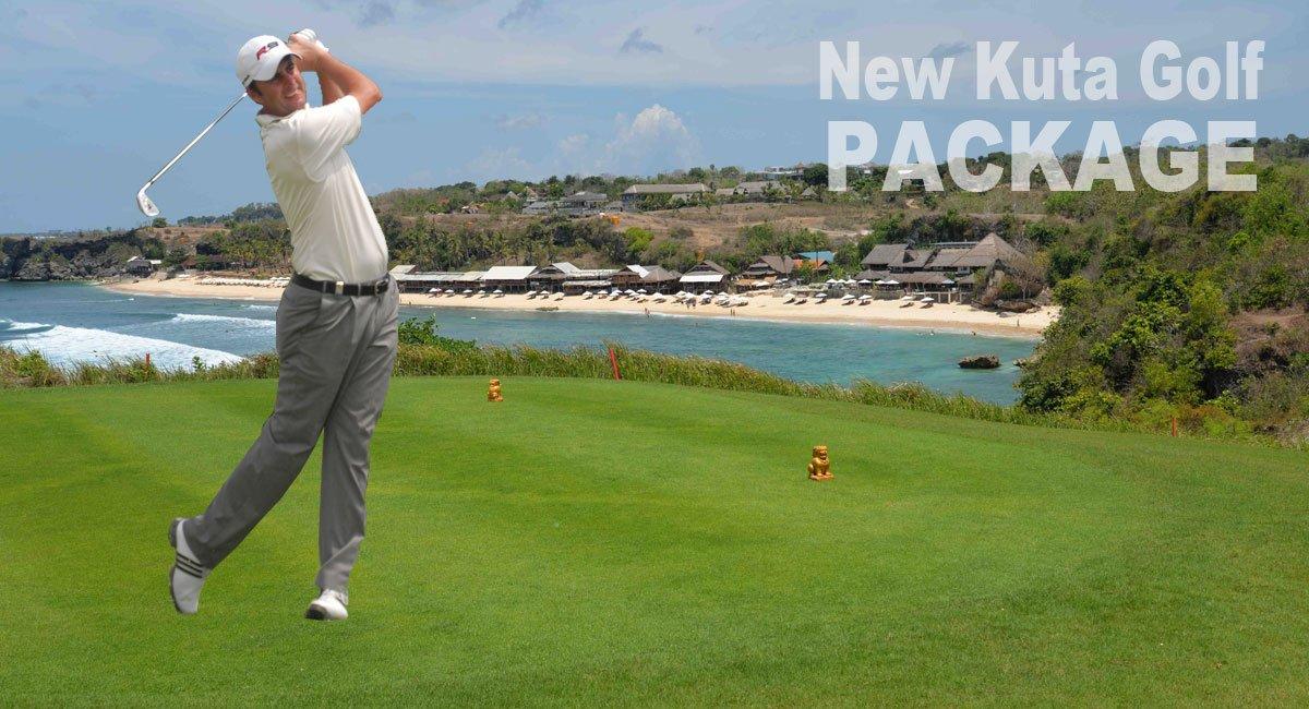 New Kuta Golf Package
