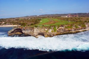 new kuta golf, bali golf, bali golf link resort, new kuta golf view
