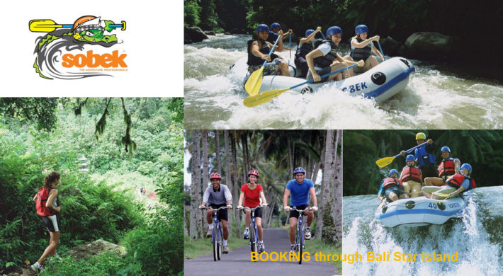 Sobek Bali Adventure Booking Form