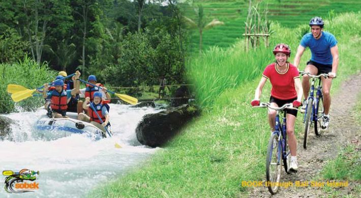 Sobek Rafting Cycling Package