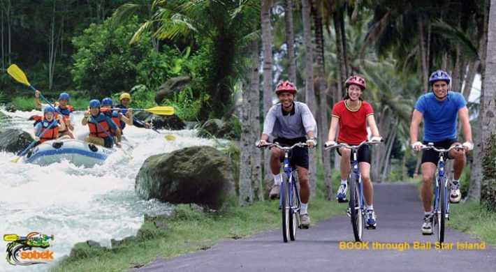 Sobek Rafting Cycling Package Itinerary – Sobek Bali Adventure