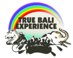true bali experience, bali experience logo, true bali experience logo