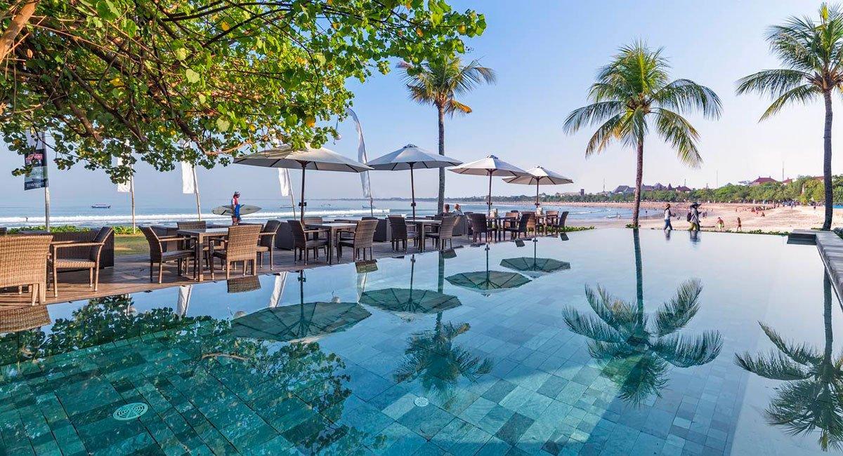 Bali Garden Beach Resort – Kuta Beach Front Hotels