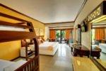 bali garden family room, bali garden room, bali garden beach resort