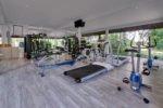 bali garden gym, bali garden beach resort